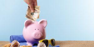 Как да спестите пари за лятна почивка